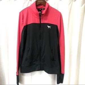 VS PINK Ultimate Track Jacket Full Zip